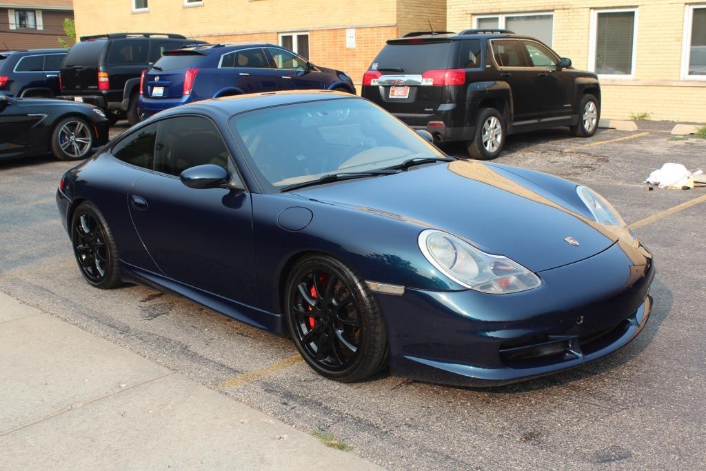 2000 Porsche 996 Street Track With 997s 3 8l Engine Autobahn