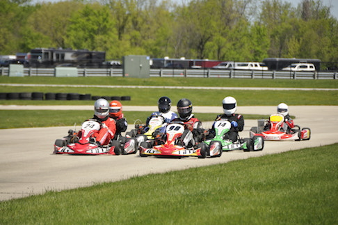 Kart Racing League Schedule - Autobahn Country Club - Member