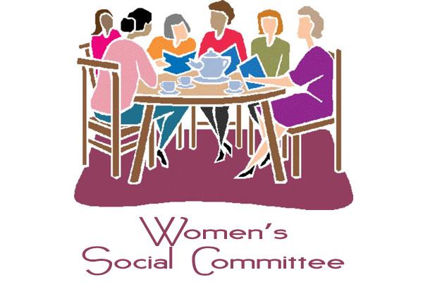 Clip Art of Women Committee Meeting