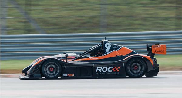 Team Stradale Dominates COTA Radical Cup Event - Autobahn