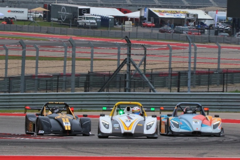 Autobahn Members Dominate this Past Weekend at the Radical Cup in
