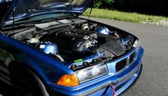 Fall-Line Motorsports built - 1996 BMW E36 M3 Track car  S54