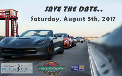 3rd Annual Autobahn Ultimate Driving Experience benefiting the Will-Grundy Medical Clinic