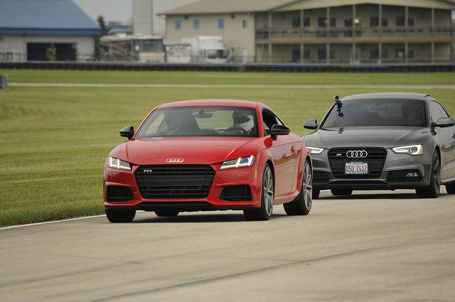 Audi All-Star Track Drive