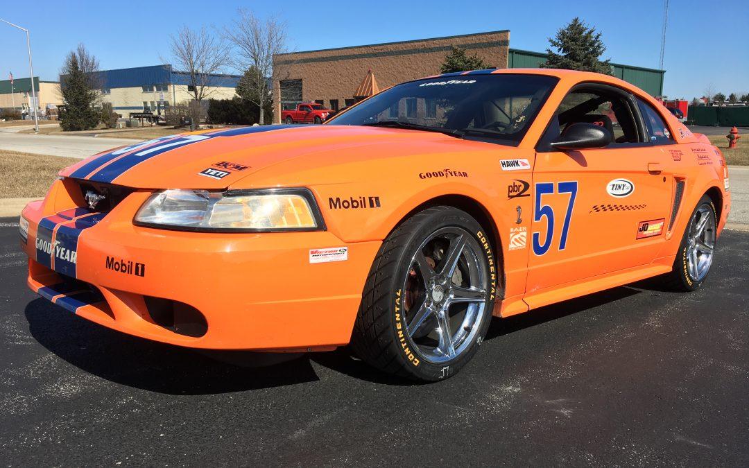 99 Bondurant Cobra Mustang