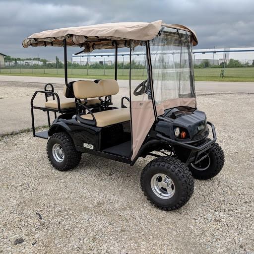 2017 EZ-GO Electric Golf Cart