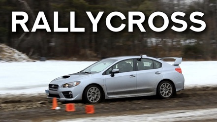 Winter Rally-X Series Begins This Weekend