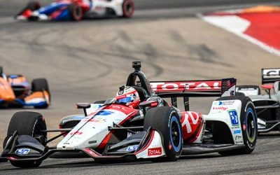 Rahal Breaks Top-Five Drought with Fourth Place Finish at Austin