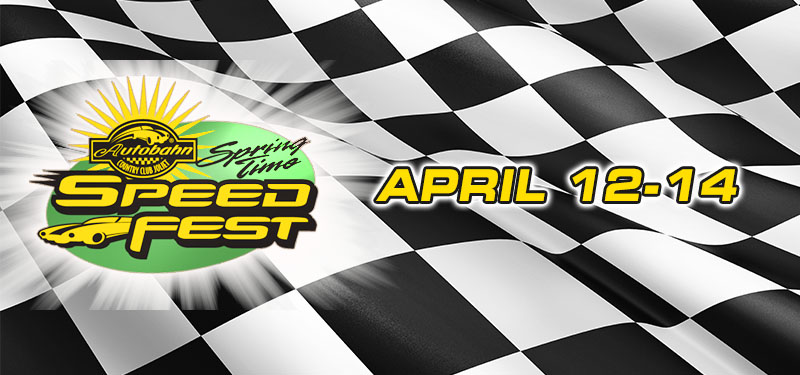 Spring Time Speed Fest