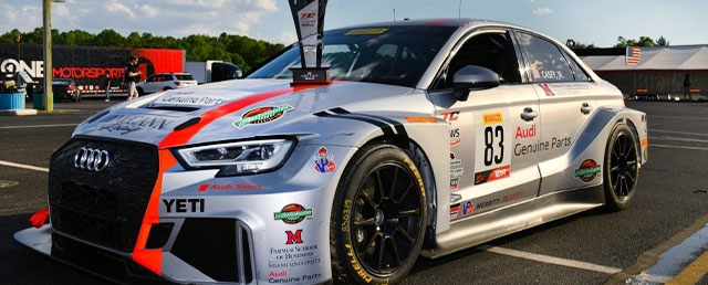 Britt Casey, Jr. Represents Autobahn with a Victory at VIR