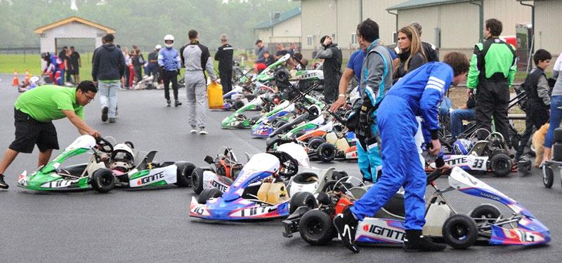 Karting Korner