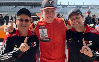 Autobahn Members Anzaldi, Missig, Rante and Schriber Finish Strong at COTA with Team Stradale