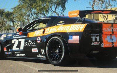 2005 C6 LS3 Corvette Racecar- Must Sell