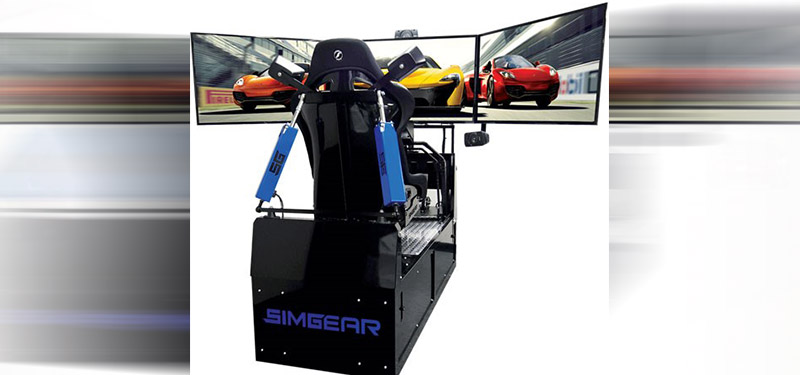 Turn-Key Rigs From SimGear