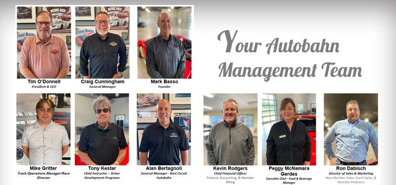 The Autobahn Management Team