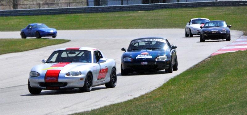 Pass-n-Play Race Practice on Weekends