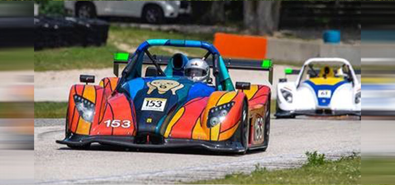 Autobahn Racers Excel in Blue Marble Radical Cup at Road America