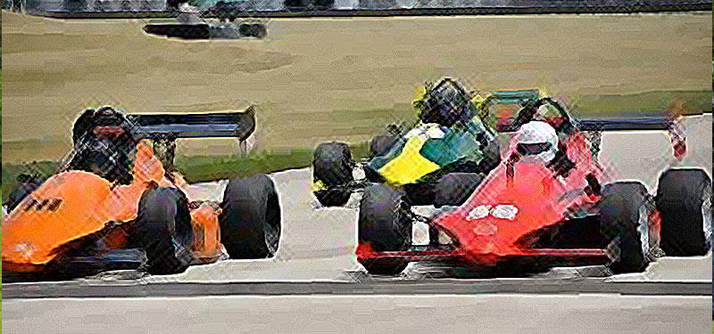 Rent a Formula Car
