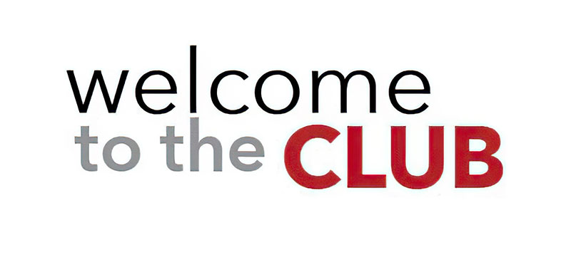 We Would Like to Welcome the New Members of 2020 to Our Club
