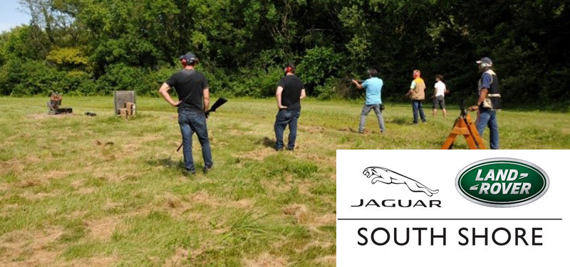 Clays and Cocktails Presented by South Shore Jaguar Land Rover August 14th