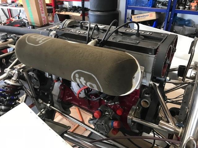 For sale BDA 1800cc race engine