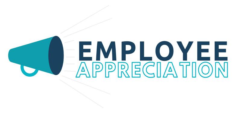 Staff Appreciation Party, Sunday, November 1st