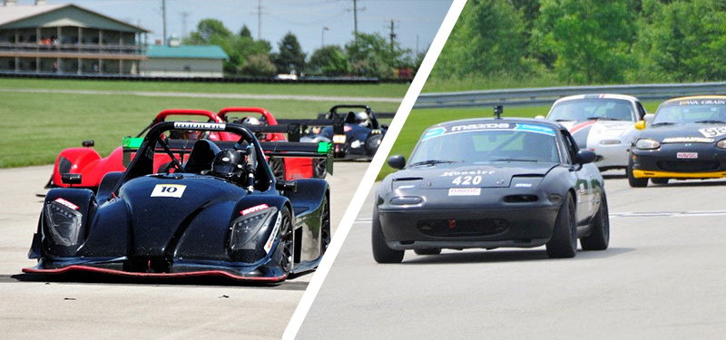 Member Races This Weekend – Radical & Spec Miata
