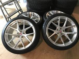 HRE Tires & Wheels  for BMW X5