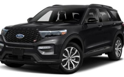 New Fleet Car – Ford Explorer ST