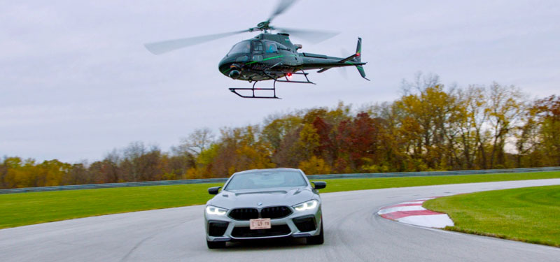 BMW Driving Experience Winner to be Announced Next Week