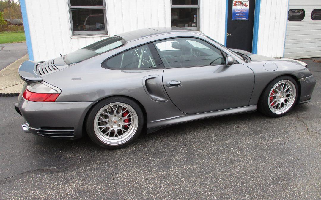 2001 Porsche 911 Twin Turbo AWD