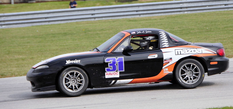 Driver Spotlight: John Jodoin steps up his game in 2020